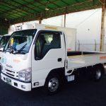 1359【小倉南区】急募!2t平車で工具の配送!準中型免許でOK!!